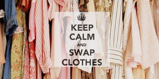 12th Annual Women's Clothing Swap