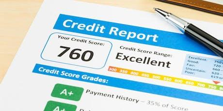 Mastering My Credit: Credit Building with Eneyvel Arias. entradas