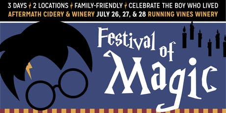 Festival of Magic 2019 tickets