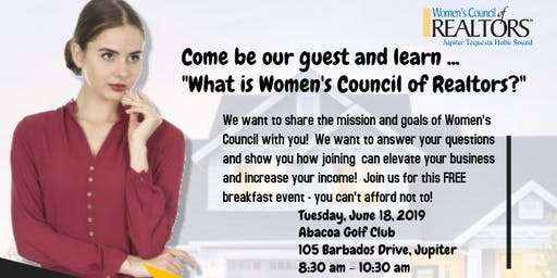 What is Women's Council of Realtors?