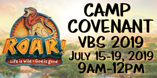 Camp Covenant-Vacation Bible School 2019