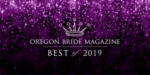 Oregon Bride magazine's Best of Bride 2019