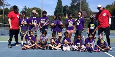 Paid 2019 Kids Tennis-Sports Summer Camp in Menlo Park
