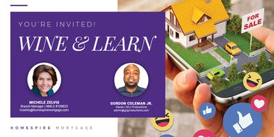 Wine & Learn with Homespire Mortgage