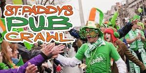 """Washington D.C. """"Luck of the Irish"""" Pub Crawl St..."""