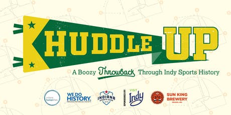 Huddle Up: A Boozy Throwback Through Indy Sports History tickets