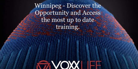Voxxlife Opportunity and Training  tickets