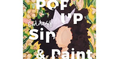 Pop Up Sip & Paint