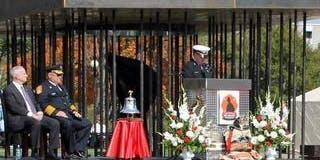 Minnesota Fallen Firefighter Memorial Service 2019