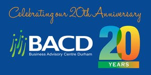 BACD 20th Anniversary Celebration