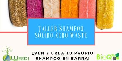 Taller shampoo sólido zero waste Monterrey(CUPO LIMITADO)