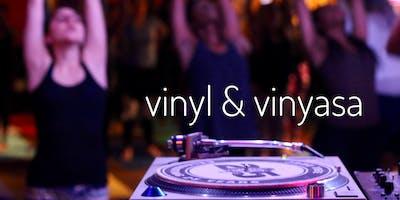 Vinyl & Vinyasa Yoga