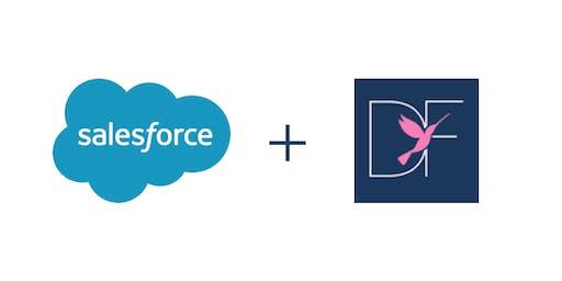 Network with Salesforce + Dara-CEO of Dermaflash