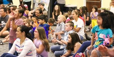 Franklin Haynes Puppet Show and Summer Reading Kick-off at Sunkist Branch