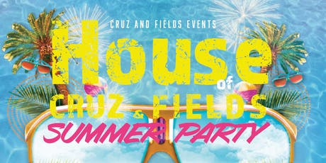 House of Cruz and Fields tickets
