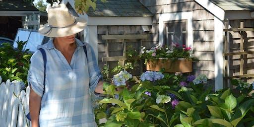 Garden Tour with Katie Hemingway of Grass Roots Gardens