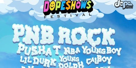 DOPE Shows Festival tickets