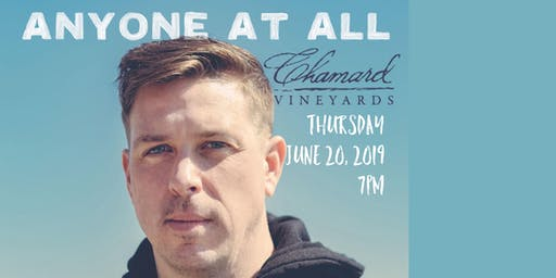 Brian Jarvis - Anyone At All - Album release show!