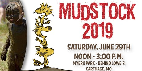 Mudstock 2019 tickets