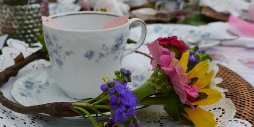 Mommy & Me Garden Tea Party