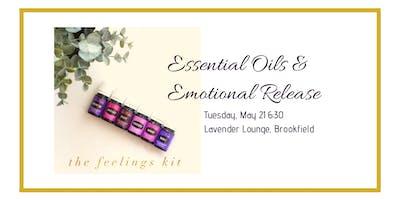 Essential Oils & Emotional Release