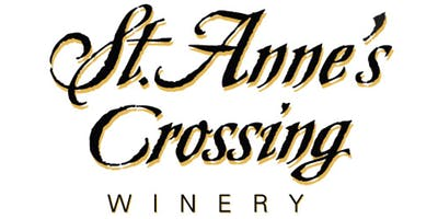 Summer Music Series @ St. Anne's Crossing Winery - August 30th - Lawn seating available at every show!