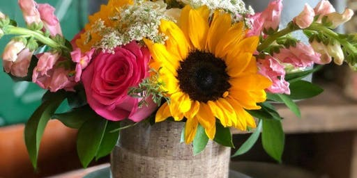 Sunny, Sunday Sunflowers