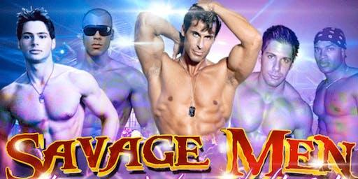 Savage Men Male Revue Show - Los Angeles, CA