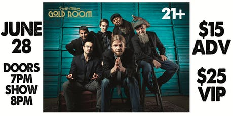 Ghost Town Blues Band tickets