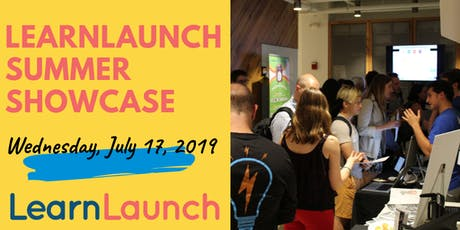 LearnLaunch Summer Showcase tickets