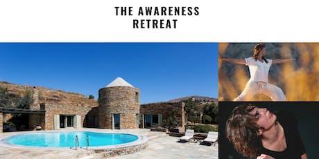 The Awareness Retreat - Yoga & Feldenkrais at Kea Island, Greece tickets