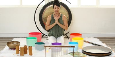 SOUND HEALING TEACHER TRAINING WORKSHOP :: HEALING YOURSELF + OTHERS WITH SOUND