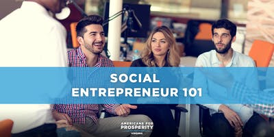 Social Entrepreneur 101