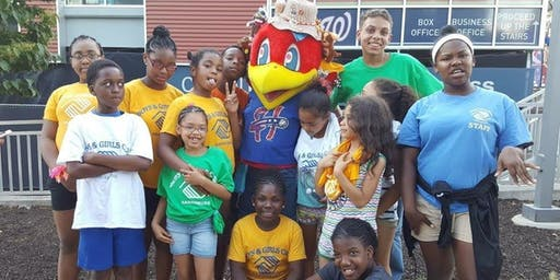Boys & Girls Club at the Ball Park