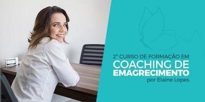SÃO PAULO: Método Viva Leve - Formação em Coaching de Emagrecimento