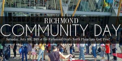 Richmond Community Day 2019