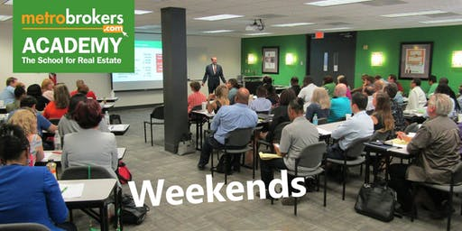 Real Estate Pre-License Course - North Fulton Weekend Class