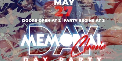 2019 Birmingham's Memorial Day Classic  Day Party