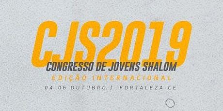 PACOTE CJS 2K19 - MISSÃO BRASÍLIA ingressos