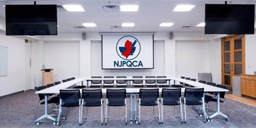 2019 NJPQCA cGMP 3-day Education Course