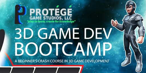 3D Video Game 'Dev' Bootcamp with Protege Game Studios: July 8th - July 12th @ Zeeland/Holland