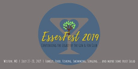 EsserFest 2019 tickets
