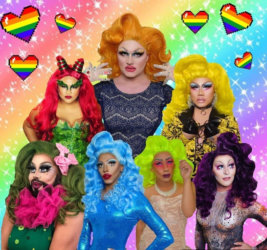 Drag Show @ RIC BAR every Thursday 9:30 (Free)