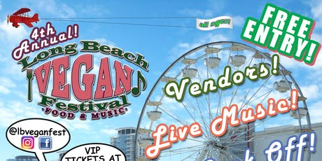 Long Beach Vegan Festival tickets