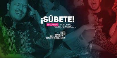 24/05 - ¡SUBETE! NO ESTÚDIO BIXIGA