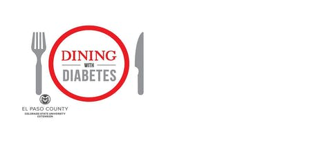 Dining with Diabetes tickets
