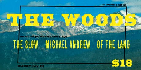 The Woods tickets