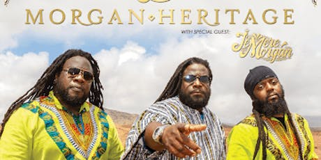 Morgan Heritage : Loyalty Tour tickets