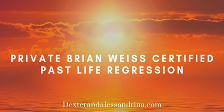 Private Dr Brian Weiss Certified Hypnosis and Past Life Regression Sessions tickets