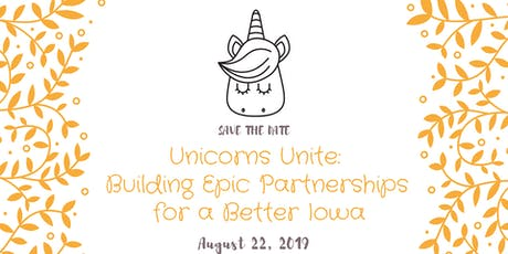 Unicorns Unite: Building Epic Partnerships for a Better Iowa tickets